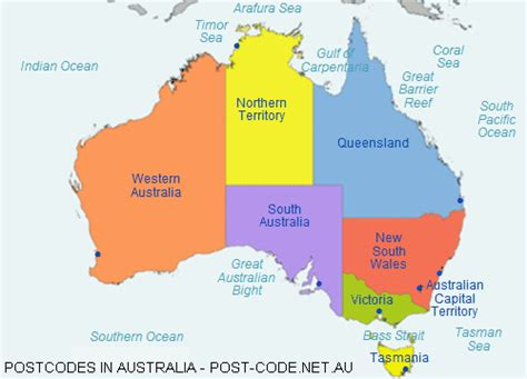 Address And Postcode Finder Australia Postcodes In Australia