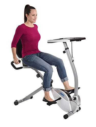 laptop workout desk and recumbent bike stamina 2 in 1 recumbent exercise bike workstation