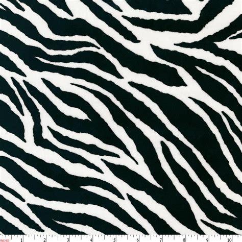 black and white pattern zebra black and white zebra minky fabric by the yard black