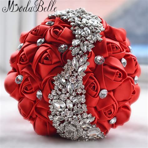 Where To Buy Bridal Bouquets by Popular Wedding Bling Bouquets Buy Cheap Wedding Bling