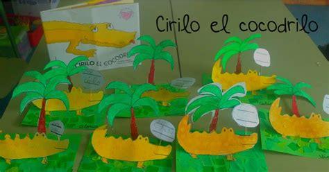 libro cirilo el cocodrilo cirilo un mundo de peque 241 as cosas 479 cirilo el cocodrilo