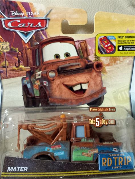Cars Fillmore Road Trip Rd Tr1p Mattel Disney Pixar Diecast 1 55 mattel disney pixar cars road trip singles pull into walmart take five a day