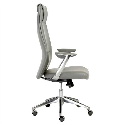 grey office chair crosby high back grey office chair office chairs