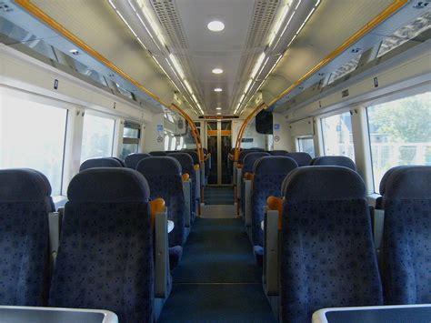 Southeastern Interiors by Rail Class 375
