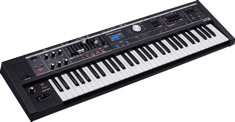 Keyboard Roland Vr 09 Top News Roland Vr 730 Vr 09 B Performance Keyboard