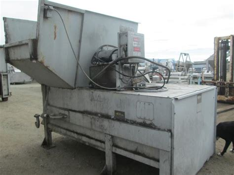 used trash compactor gilbreath trash compactor 214011 for sale used