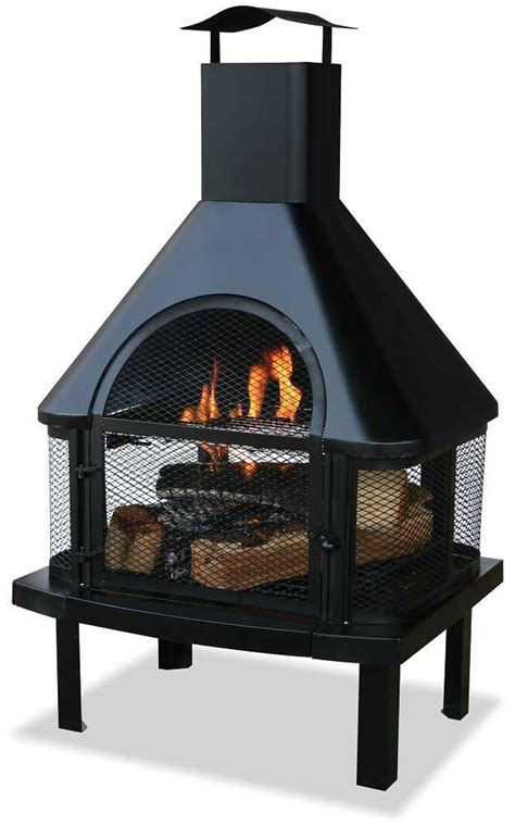 chiminea ideas pits or chimineas