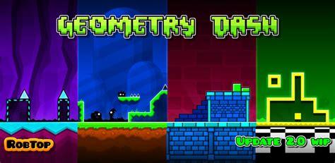 full version de geometry dash descargar geometry dash
