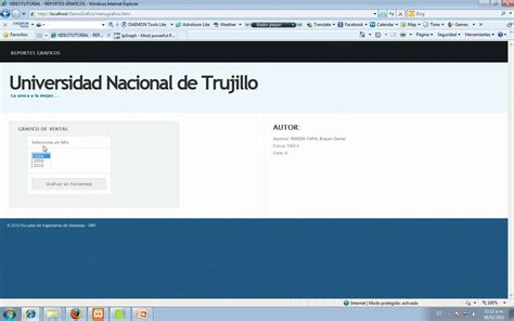 tutorial video php video tutorial php reporte graficos con php youtube
