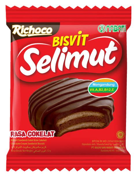 Nabati Selimut New Product S Launching Event Bisvit Selimut Coklat
