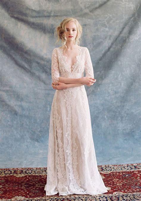 Brautkleider Boho by 30 Sch 246 Nsten Hochzeitskleider F 252 R Bohemian Braut