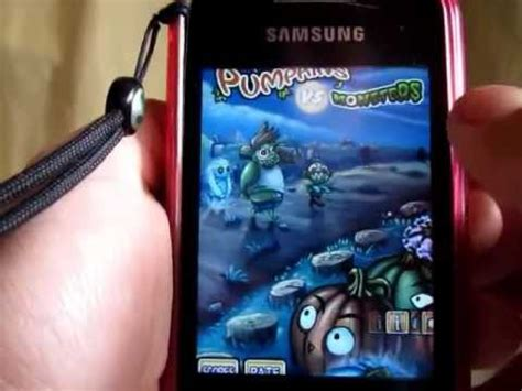 game mod samsung y top 5 free games of samsung galaxy y s5360 youtube