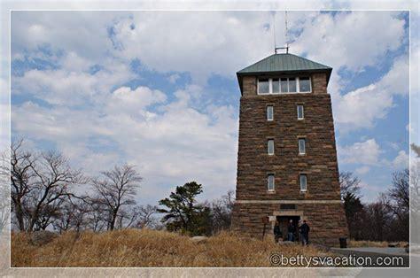 wann wurde der tower of erbaut mountain state park new york betty s vacation
