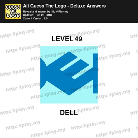 logo level 49 all guess the logo deluxe answers iplay my page 33