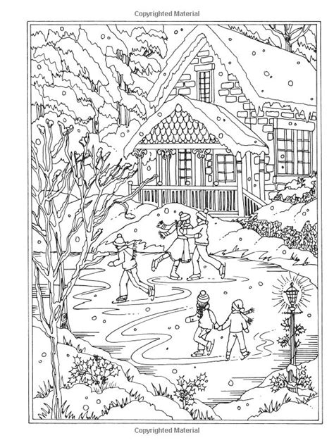 winter wonderland christmas coloring 1358 best coloring pages images on colouring sheets archaeological site and blank