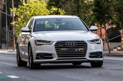 What Car Audi A6 by 2016 Audi A6 Reviews And Rating Motor Trend