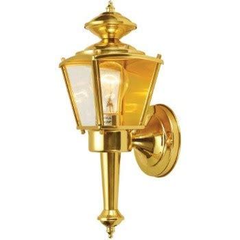 Brass Porch Light Fixtures Hardware House Electrical 544262 Outdoor Light Fixture Coach Lantern Polished Brass Porch