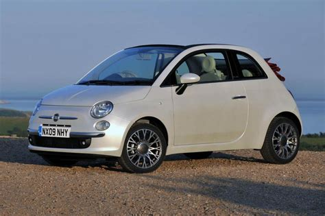 fiat convertible reviews fiat 500c 1 3 multijet convertible review pictures evo