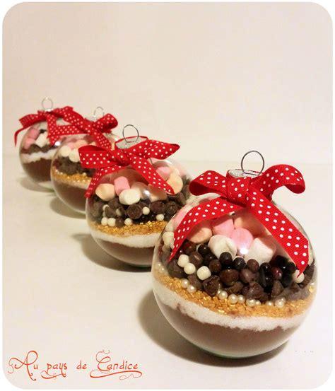 Boule De Noel Poudre by Boule De No 235 L Pour Un Chocolat Chaud Gourmand Au Pays De
