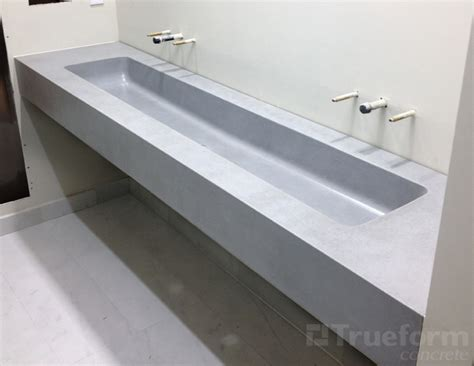 commercial sinks for bathrooms floating sink for commercial bathroom trueform decor