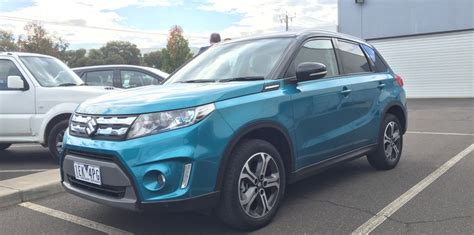 Suzuki Small Car Range 2015 Suzuki Vitara In Melbourne Ahead Of August Launch