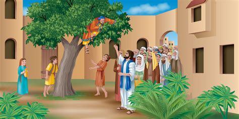 imagenes de jesus y zaqueo religi 243 n las vegas jes 218 s y zaqueo lc 19 1 10