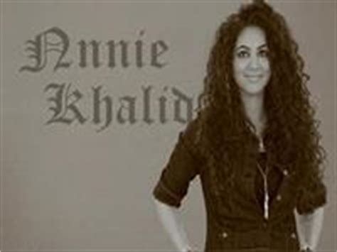 biography of annie khalid annie khalid biography complete biography of singers
