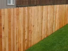 kavin fence company inc wood fence board