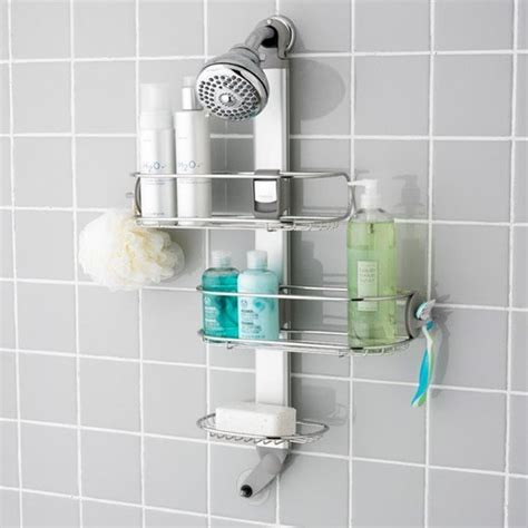 bathroom caddy ideas best 25 modern shower caddies ideas on shower