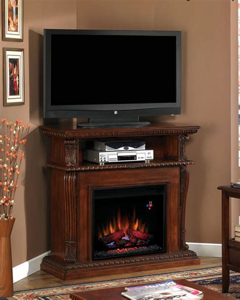 fireplace console classic 42 quot fireplace tv console corinth ts 23de1447