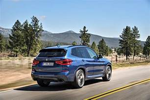 Bmw X3 Suv 2018 Bmw X3 G01 Goes Official Transitions From Sav To Suv