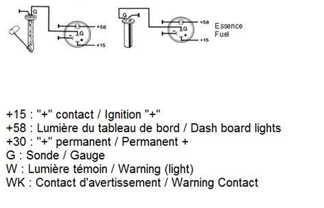 vdo fuel wiring diagram thesamba gallery vdo fuel wiring diagrams