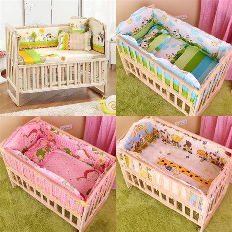 Crib Bedding Stores Aliexpress Buy 5pcs Set 120x70cm Infant Baby Bedding Set For Boys Bedding Set