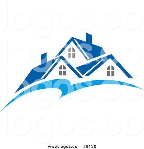 home design logo free free roof logo clip art 34