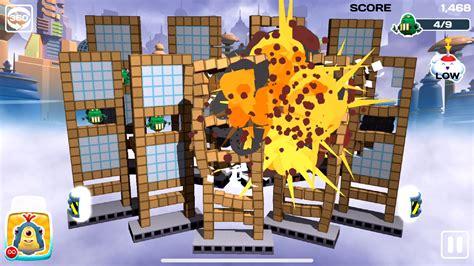 Codashop Appstore | hancurin bangunan dapet point cuma di wrecking squad