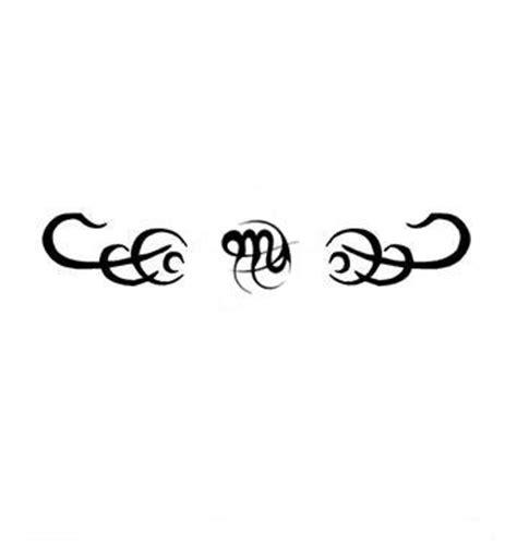 zodiac symbol and tribal scorpion scorpio tattoos and designs page 25