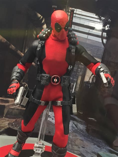 Figure Deadpool Corps Marvel Set nycc 2016 mezco marvel one 12 collective figures marvel news