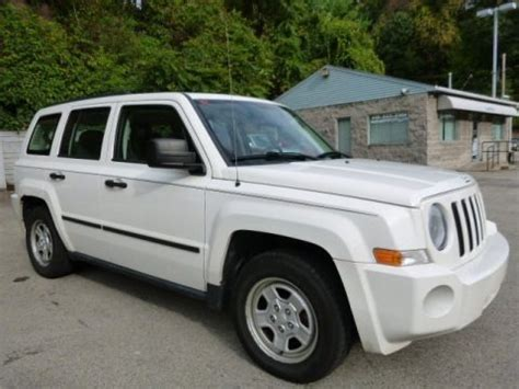 Jeep Patriot Dimensions 2007 Jeep Patriot Data Info And Specs Gtcarlot
