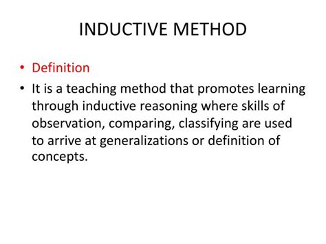inductive knowledge definition inductive knowledge definition 28 images college essays college application essays define
