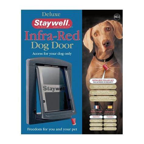 porte automatique pour chien morin porte infra pour chiens staywell
