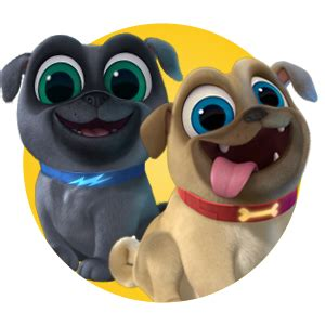 puppy pals bob puppy pals disney junior