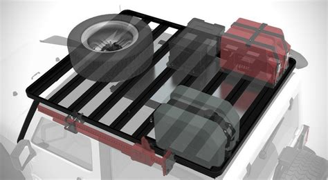 Front Runner Rack by Front Runner Slimline Ii Roof Rack Hiconsumption