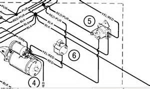 voltmeter wiring diagram mercruiser get free image about wiring diagram