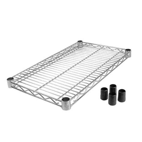 focus foodservice ff1424c 14 in x 24 in chrome plated