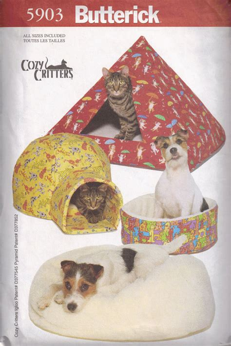 Pet Beds Diy Pyramid Igloo House For Cats And Dogs Sewing | pet beds diy pyramid igloo house for cats and dogs sewing