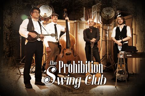 swing club events at the bluecoat 187 in the garden prohibition