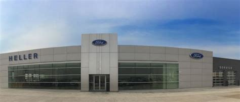 Heller Ford El Paso by Heller Ford Sales Inc Car Dealership In El Paso Il 61738