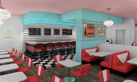 Deco De Table Americaine by Meubles D 233 Co Diners Americains Vintage Vente En Ligne
