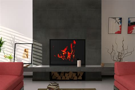 How to Install a Ceramic or Porcelain Tile Fireplace Surround
