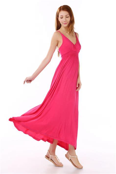 dress import termurah 26 new adjustable solid summer maxi dress